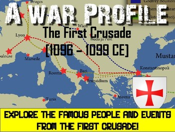 A War Profile: The First Crusade