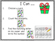 Kindergarten Math Centers {Christmas themed}