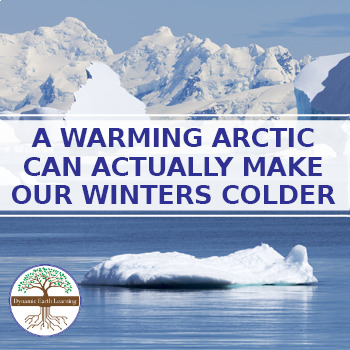 A Warming Arctic can Actually make Our Winters Colder- Article Guide