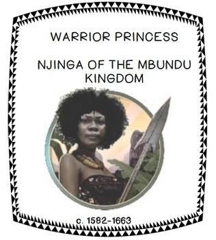A Warrior Princess: Queen Njinga