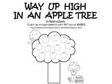 A+ Way Up High In An Apple Tree Math Reader