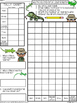 A+ We're Going On A Lizard Hunt! Chant, Tally, and Graph