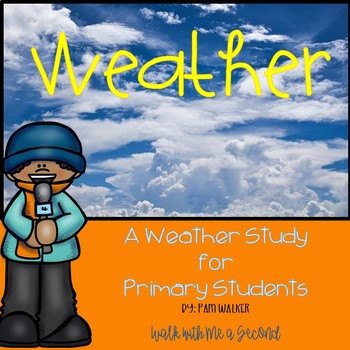 A Weather Study for Primary Students