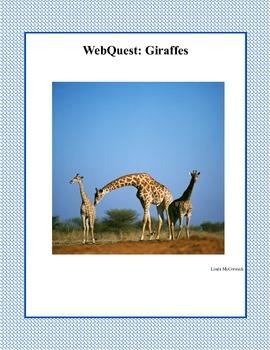 Giraffes -Webquest