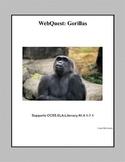 Gorillas -Webquest