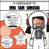 A WebQuest to the Red Planet: An Exploration of Mars
