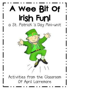 A Wee Bit of Irish Fun!