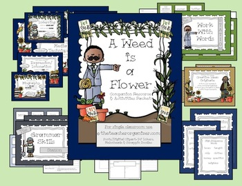 A Weed is a Flower - Reading Street, 2nd Grade, 2013