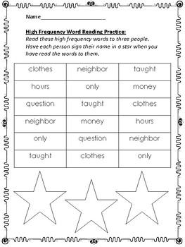 A Weed is a Flower:  Second Grade Reading Street Supplemental Packet