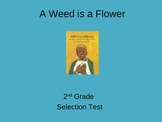 """A Weed is a Flower"" Selection Test (Turning Point)"