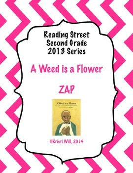 A Weed is a Flower ZAP