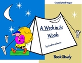 A Week in the Woods -- Book Study
