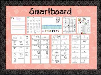 """A Week of """"Smartness"""" -A  Week of Smartlessons – Letter Gg"""