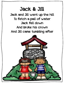 A Week with Jack and Jill