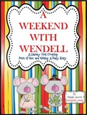 A Weekend With Wendell {Literacy Unit on Point of View & Writing A Diary Entry}