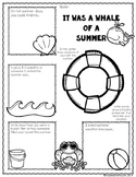 A Whale of a Summer Poster