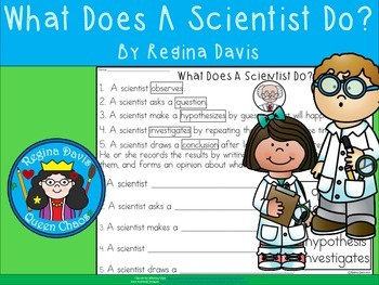 A+ What Does A Scientist Do?