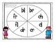 A Wheel of Blends Center Activity