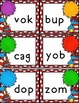 A Whimsical Birthday - Real and Silly CVC Word Sort