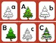 Alphabet Puzzles and Matching Activities - {Christmas Theme}