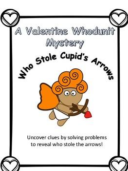 A Whodunit Valentine Mystery