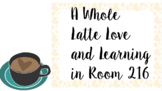 A Whole Latte Love and Learning Signs