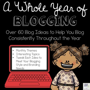 A Whole Year of Blogging