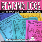 An Entire Year of Weekly Thematic Reading Logs