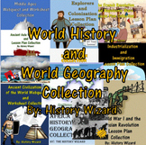 World History and World Geography Collection (History Wizard)