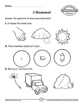 A Windwheel (Properties of Earth Materials)