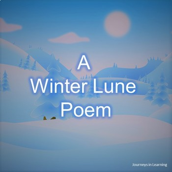 A Winter Lune Poem