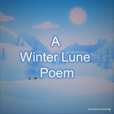 A Winter Lune Poem