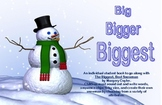 A Winter Student Book based on The Biggest, Best Snowman b