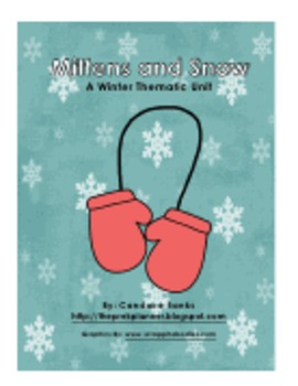 Snow and Mittens: Fun Winter Lessons to Teach Children (81 pages)
