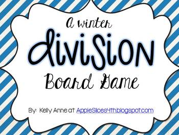 A {Winter Themed} Division Board Game