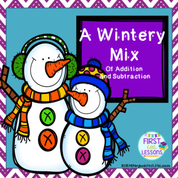 A Wintry Mix of Addition and Subtraction