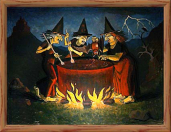 """A Witches Brew"" Writing a Recipe for The Salem Witch Trials"