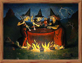 """""""A Witches Brew"""" Writing a Recipe for The Salem Witch Trials"""