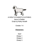 A Wolf in Sheep's Clothing (Aesop)