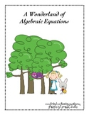 A Wonderland of Algebraic Equations
