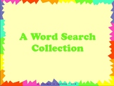 A Word Search Collection