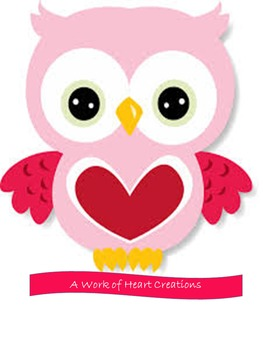 A Work of Heart Creations ~ Logo