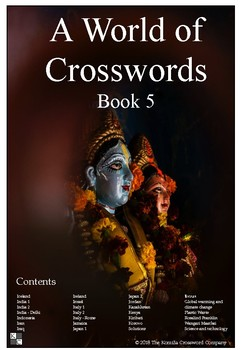 A World of Crosswords Book 5: Iceland to Kosovo