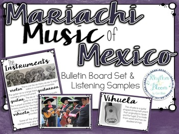A World of Music, Mariachi Music