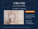 """A Worn Path"" by Eudora Welty: Annotation Organizer"