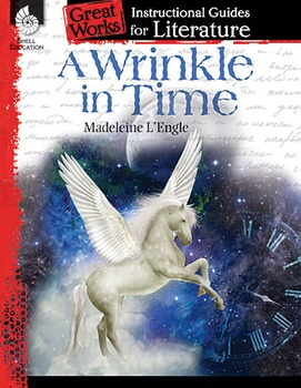 A Wrinkle In Time: An Instructional Guide for Literature (Physical book)