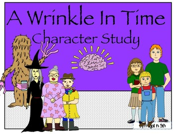 A Wrinkle In Time Character Analysis
