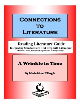 A Wrinkle In Time-Reading Literature Guide