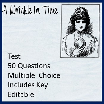 A Wrinkle In Time Test (New!)