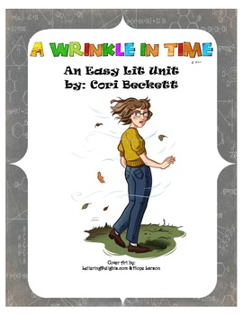 A Wrinkle in Time - A Novel Unit